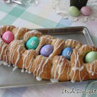 Braided Sweet Bread - It's A Delight.com