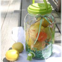 Summer Lemonade Jar - ItsADelight.com