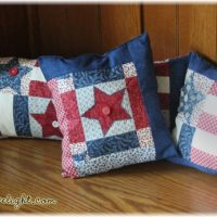 Quilted Pillows - It's A Delight.com
