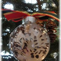 Milkweed Ornament - It's A Delight.com