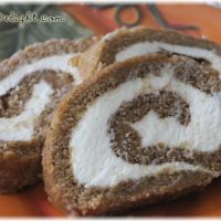 Pumpkin Roll - It's A Delight.com